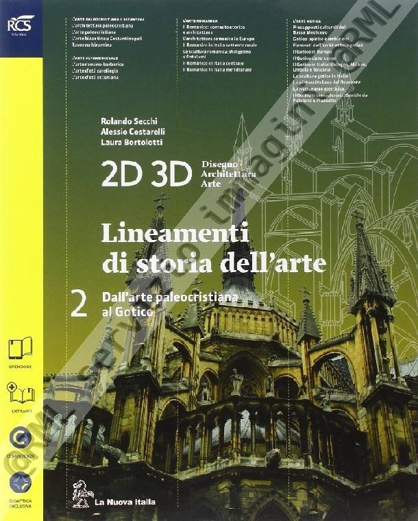 3D 4D, STORIA DELL'ARTE 2