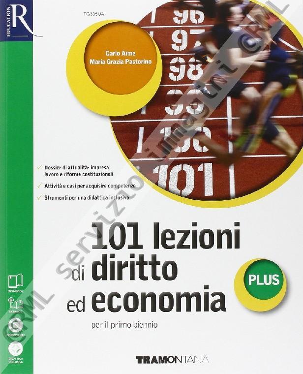 101 LEZIONI DI DIRITTO...