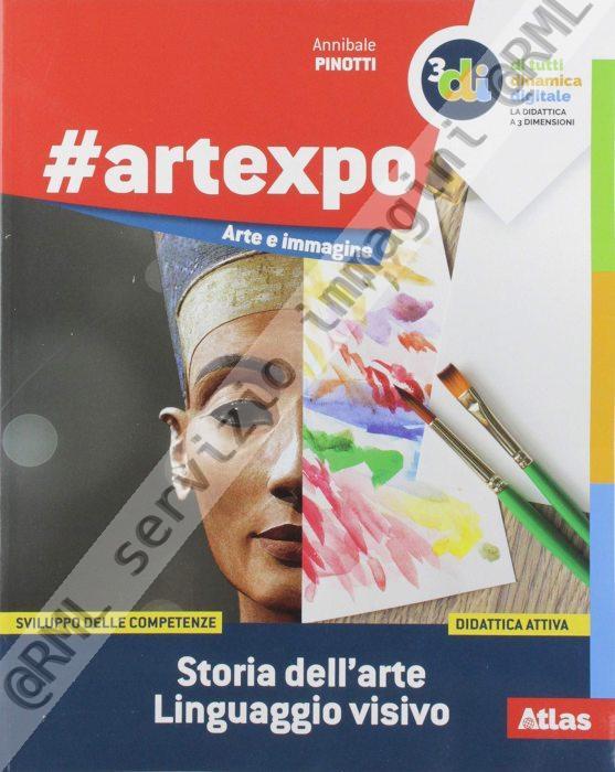 #ARTEXPO VOL. UNICO +eB