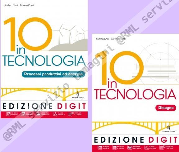 10 IN TECNOLOGIA,...