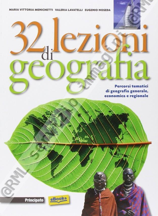 32 LEZIONI DI GEOGRAFIA X...