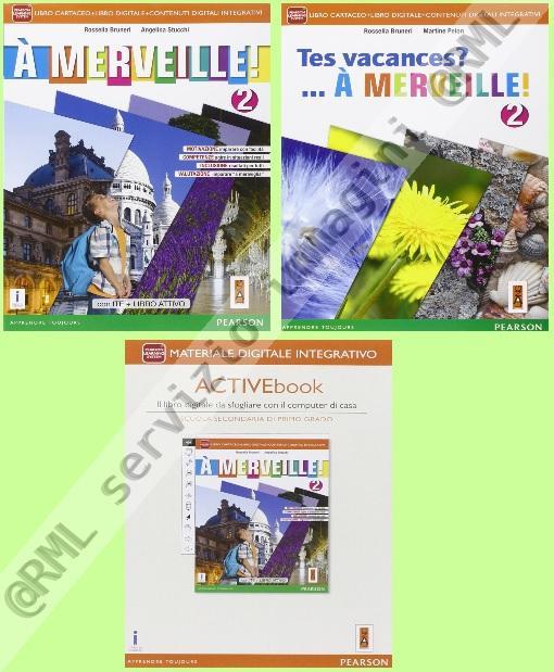 A MERVEILLE! ACTIVEBOOK 2...