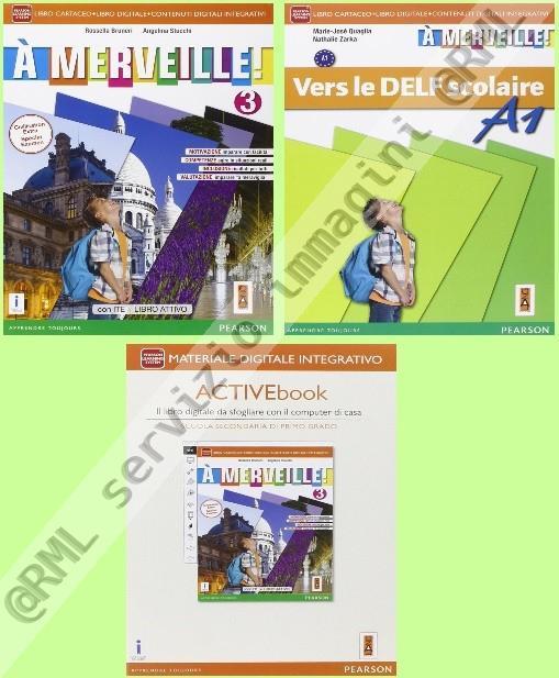 A MERVEILLE! ACTIVEBOOK 3...