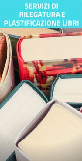 servizio rilegatura libri - libreria tonzani service